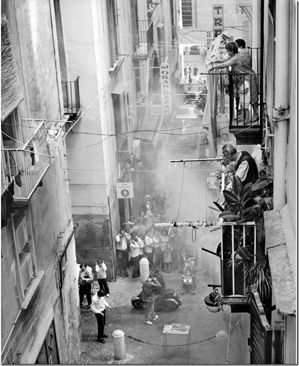 Napoli, 2001