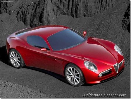 Alfa Romeo 8C Competizione (2004)3