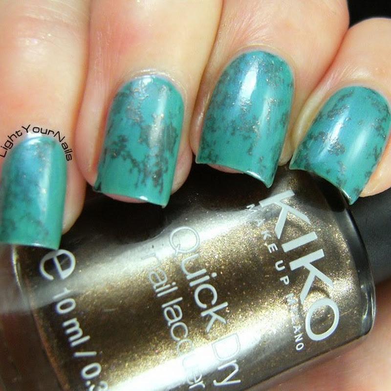 Birthstone challenge: turquoise