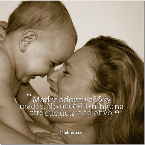 frases lindas madres adoptivas