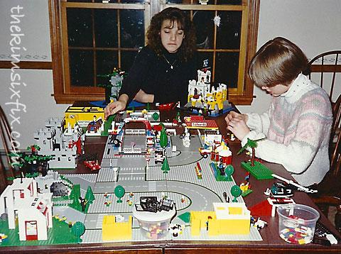 80s legos