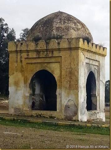 Mausoleo de Boabdil en Fes