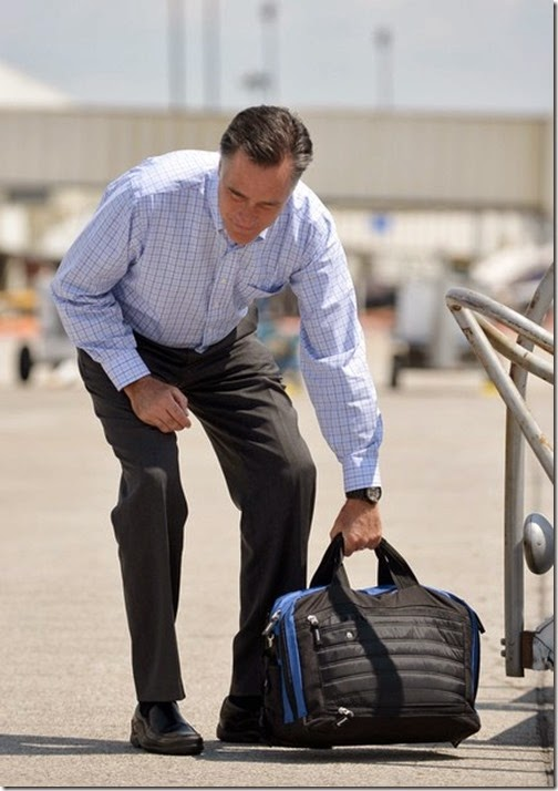 romney pack your bags