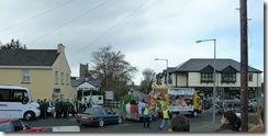 parade at teac thomais