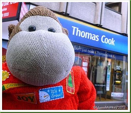 Thomas Cook Wolverhampton.