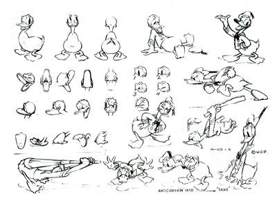 Heba El Mawazini 's Animation Blog: Inspiration, Model Sheets