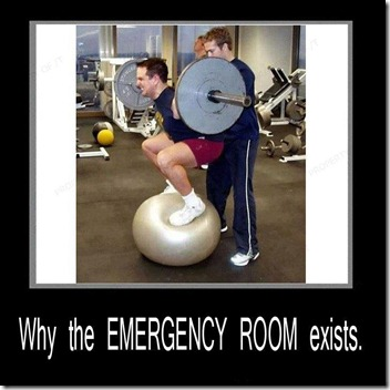why emergency room exists