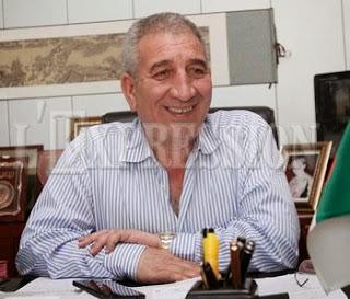 Abderrahmane benhamadi, président du conseil d'administration de condor, à l'expression : «Le challenge est notre point fort»