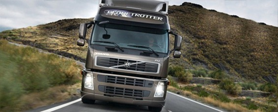 Camión Volvo Globetrotter