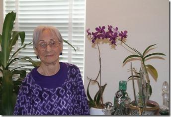 tia lillian 96 años
