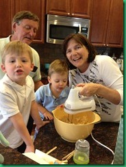 cookies with grandma