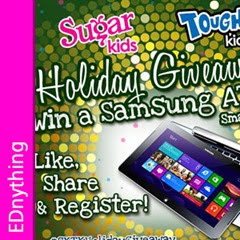 EDnything_Thumb_Sugar Kids Holiday Giveaway