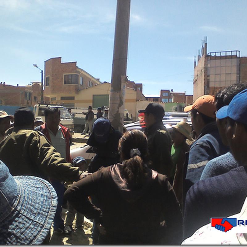 El Alto: ¿Por qué la gente prefiere linchar a los delincuentes?