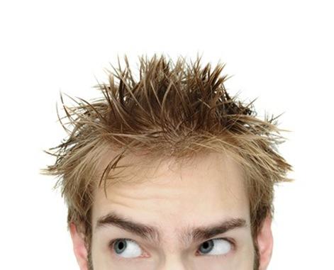 El refuerzo de los cabello de la ampolla las vitaminas