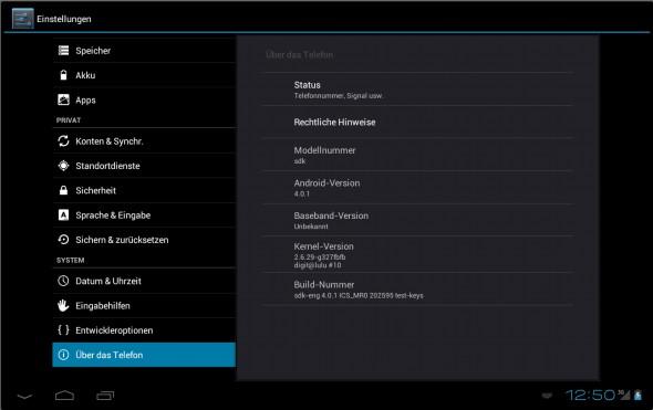 Android x86 rilascia la prima ISO di Android 4.0.1 Ice ...