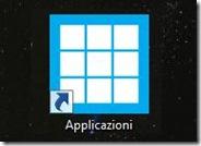 Windows 8 collegamento Desktop per le applicazioni Metro