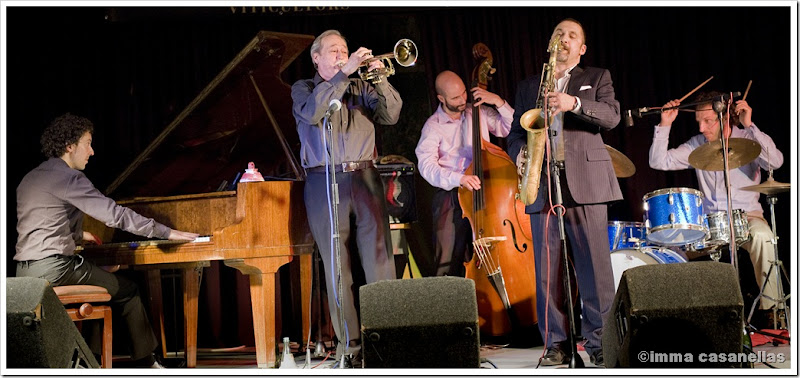 Josep Maria Farràs & Toni Solà Quartet, Vilafranca 2012