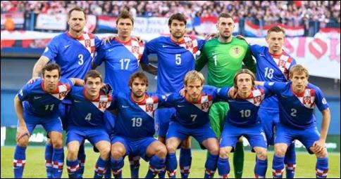 Selección de Croacia para el Mundial de Brasil 2014