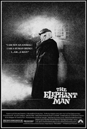 The Elephant Man - poster