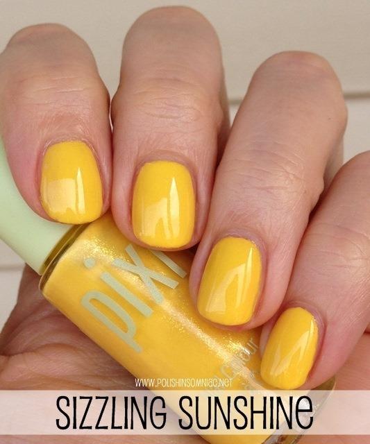 Pixi Sizzling Sunshine
