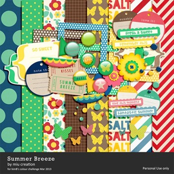 scrapbook digi free kit