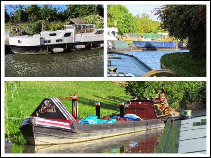 9 boats