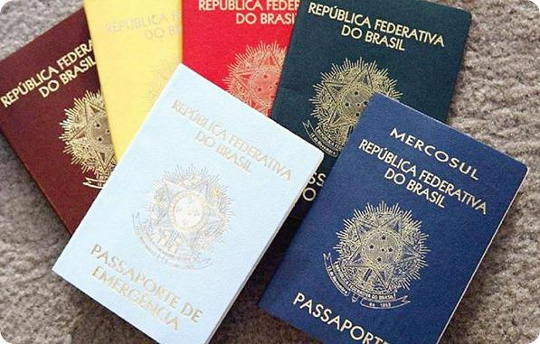 Passaportes Brasileiro
