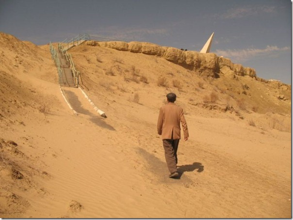 Navios abandonados de Mar de Aral (20)