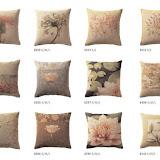 Nowoczesne poduszki gobelinowe