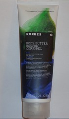 Korres Fig Body Butter