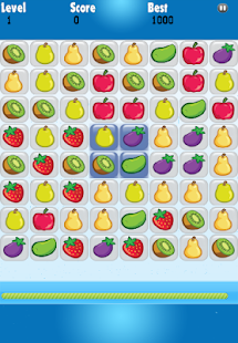 Fruit Match 3 - screenshot