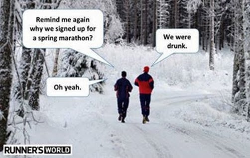 Image result for signing up for running races while drunk