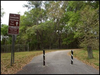 Gainesville to Hawthorn Bike Trail 116