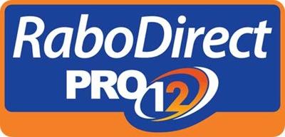 Rabo Direct PRO12 logo
