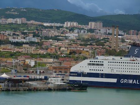 Portul Civitavecchia