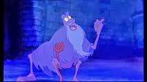 15 Jafar déguisé en vieux prisonnier