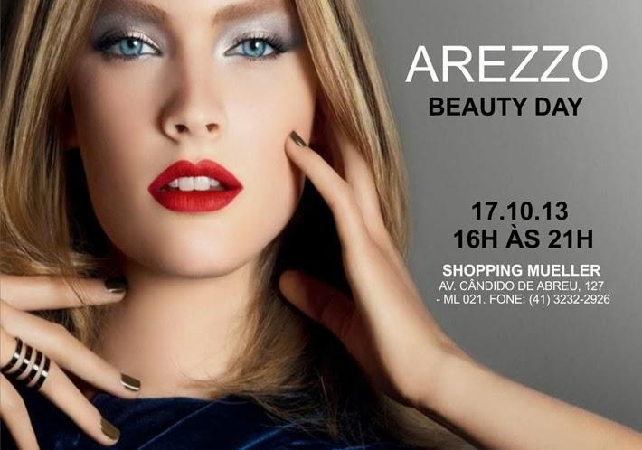 arezzo curitiba beauty day