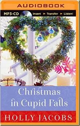 Christmas in Cupid Falls by Holly Jacobs - Thoughts in Progress