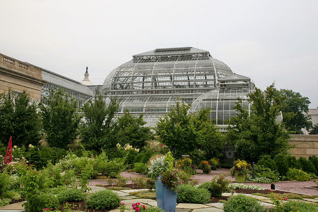 The U S Botanic Gardens A Museum Showcasing Nature S Beauty