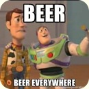beer beer everywhere