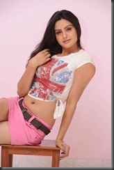 Gauri Sharma Hot Photo Shoot _HD