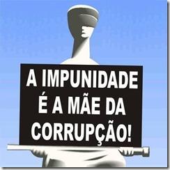 impunidade corrupção