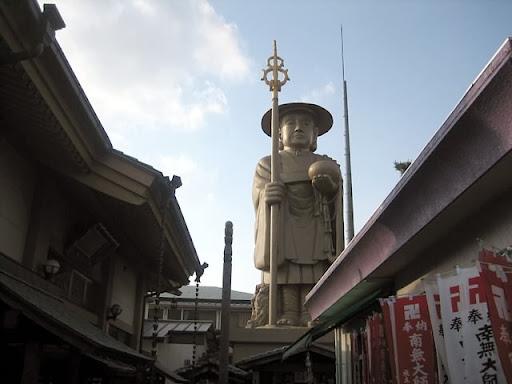 勝川大弘法