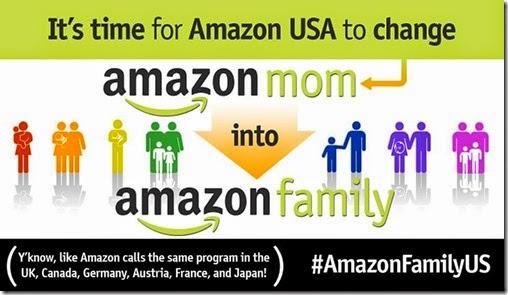 #amazonfamilyus amazon mom