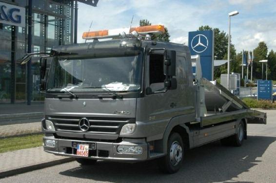 Camiones Mercedes Benz Atego