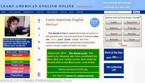 'Learn American English Online' photo (c) 2013, Renato Pinfildi Machado - license: http://creativecommons.org/licenses/by-sa/2.0/