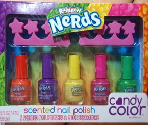 nerds polish