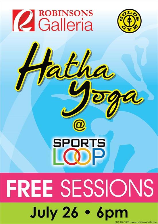 EDnything_Robinsons Free Yoga Session