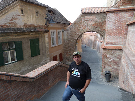 Things to see in Sibiu: old city