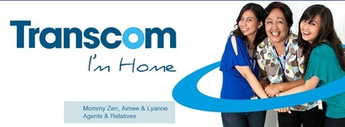 transcom i am at home